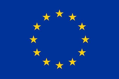 유럽연합 깃발 [EU 홈페이지 캡처]