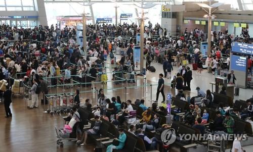 """""""한국서 미국행 비행기 타려면 4∼5시간 전 공항 가야""""…보안검색 강화"""