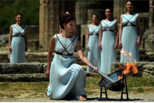 평창올림픽 불 붙는다…24일 그리스서 성화 채화