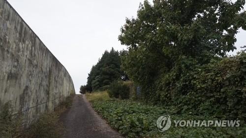 5·18 암매장 추정지 옛 광주교도소 재소자 농장 터