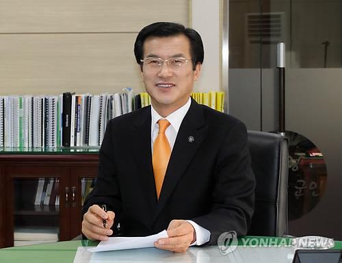 홍성열 증평군수