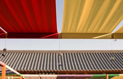 도자 박물관은 넓은 부지에 도자기 관련 문화를 느낄 수 있는 곳이다.(성연재 기)