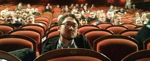 스웨덴 관객들의 시선을 사로잡은 영화 '악녀'