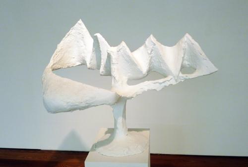 최의순, 상(像) 010, 80x50x65cm, 석고