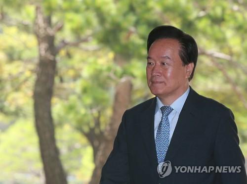 이병석 전 의원 [연합뉴스 자료사진]