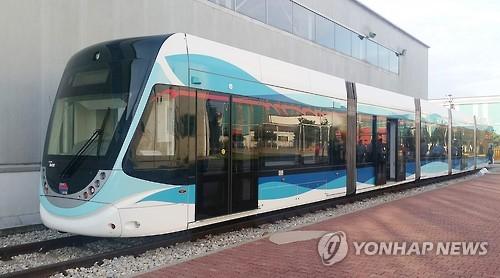 트램 [연합뉴스 자료사진]