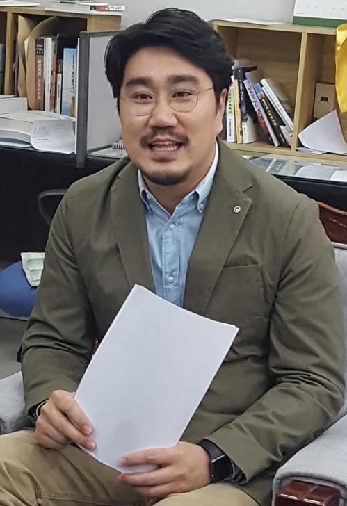 김상보 에어로K 마케팅본부장