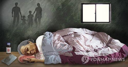 고독사 [연합뉴스 PG]