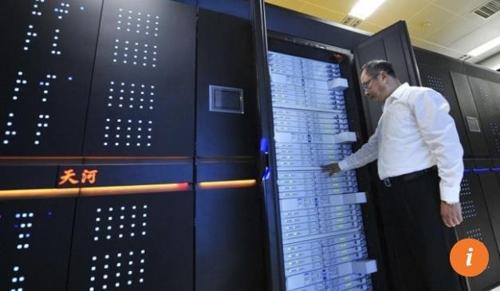 중국의 슈퍼컴퓨터 톈허 2호