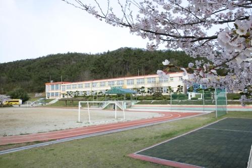 농어촌 학교 전경. [전남도교육청 제공=연합뉴스]
