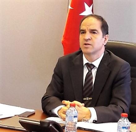 무라트 야프츠 터키 경제부 EU국장