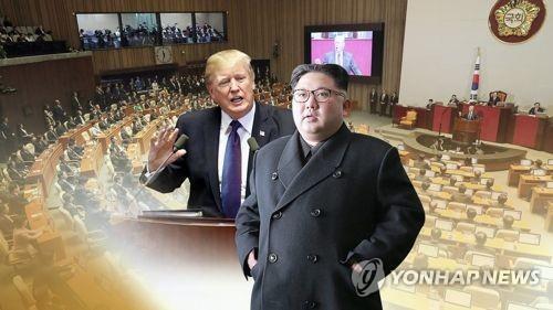 """트럼프, 북 테러지원국 9년만에 재지정…""""북한은 살인정권"""""""