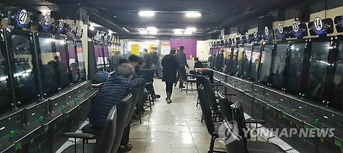 불법 오락실[연합뉴스 자료사진]