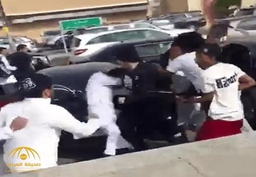 '감 못잡고'…길거리서 패싸움한 사우디 왕자 체포