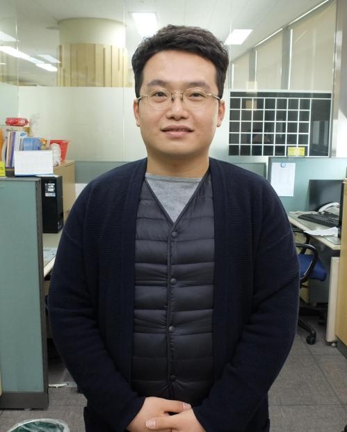 재한조선족유학생네트워크(KCN) 황병모 회장