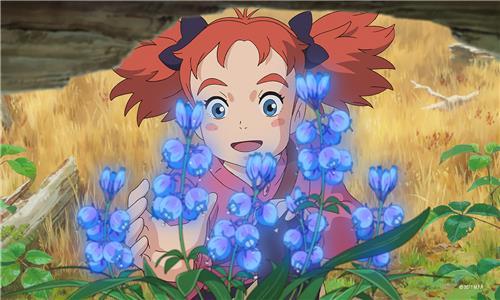 '메리와 마녀의 꽃'