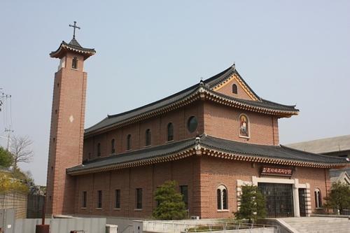 민족화해센터 참회와 속죄의 성당