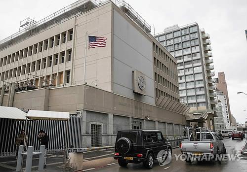 """트럼프 """"美대사관, 텔아비브에서 예루살렘으로 이전"""" 지시 [AFP=연합뉴스]"""