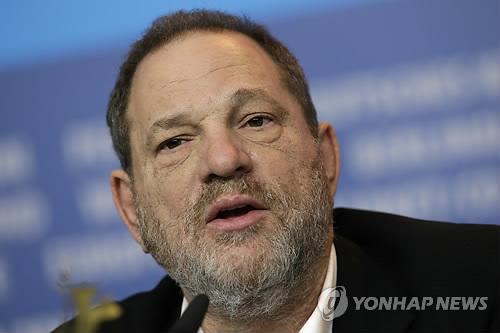성추문으로 아카데미 회원자격이 박탈된 하비 와인스틴 [AP=연합뉴스]
