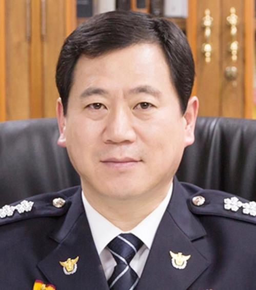 박진우 신임 경찰대학장 [경찰청 제공]
