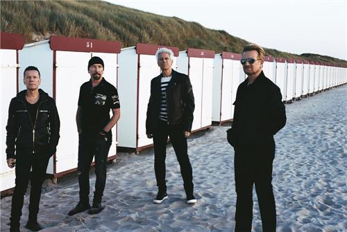 록밴드 U2