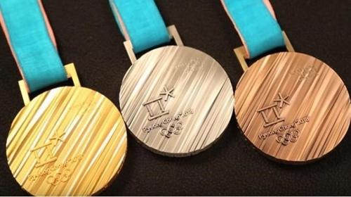 평창 동계올림픽·패럴림픽 메달 디자인 등록 결정