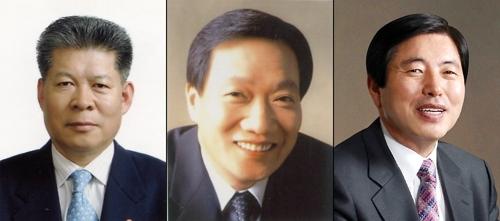 김성태·장인화·허용도 회장[왼쪽부터]
