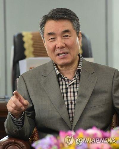 이창희 경남 진주시장[연합뉴스 자료사진]