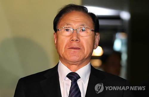 김백준 전 청와대 기획관. [연합뉴스 자료사진]