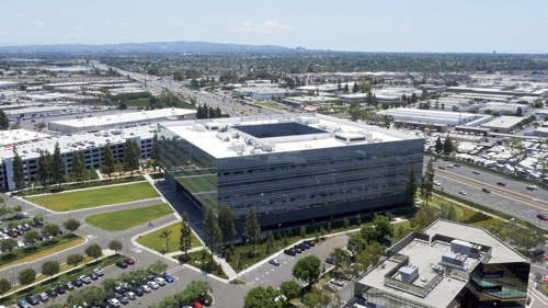 미국 파운틴밸리 현대차 미국법인(HMA) 본사 전경