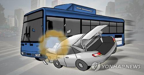 버스 사고(PG)