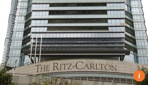 한국인 여행객이 아내와 아들을 살해한 혐의로 체포된 홍콩 리츠칼튼 호텔