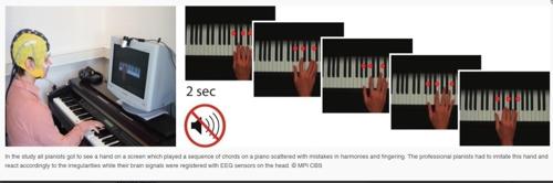 음악 장르에 따라 피아니스트 뇌가 다르다