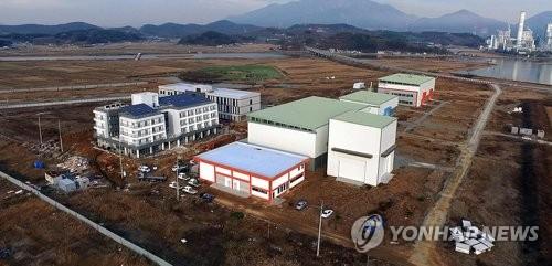 애버딘대학교 한국캠퍼스 전경[연합뉴스 자료사진]