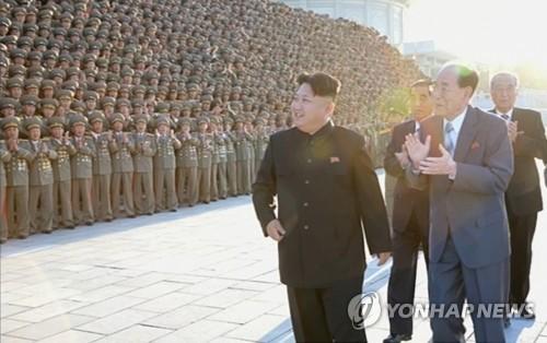 북한 평창올림픽 고위급 대표단장에 김영남 상임위원장