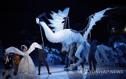 평창올림픽의 '신스틸러'로 등극한 인면조