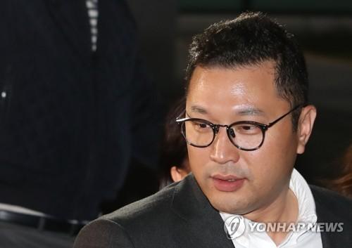 이명박 전 대통령의 아들 이시형씨 [연합뉴스 자료사진]