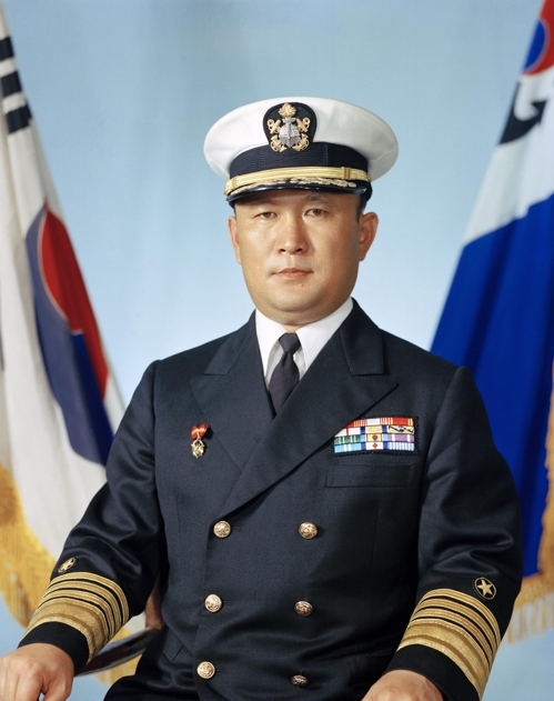 고(故) 김규섭 전 해군총장 재임 중 모습[해군제공]