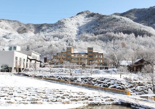 장령산 산림문화휴양관