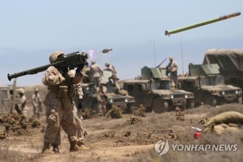 미국제 스팅어 미사일 발사장면[위키미디어 제공]