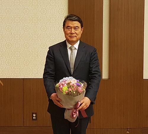 전영도 울산상공회의소 제19대 회장