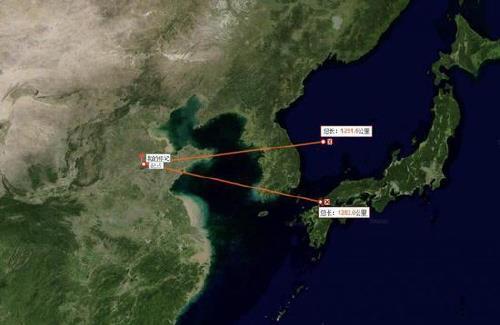 중국 산둥성 공군기지[신랑군사망 캡처]