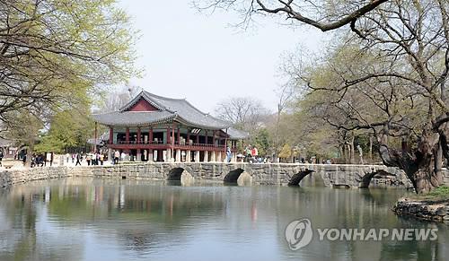 남원 광한루원 [연합뉴스 자료사진]