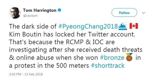 [올림픽] 캐나다 언론
