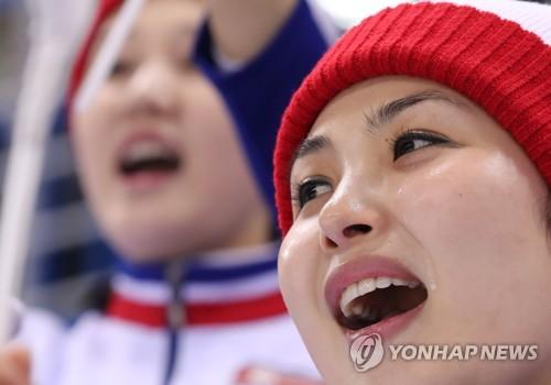 [올림픽] 첫 골, 감격의 눈물