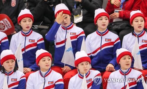[올림픽] 남북단일팀 '잘 안풀리네'