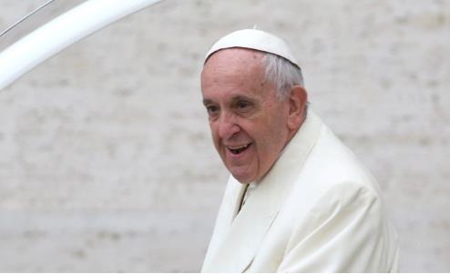 프란치스코 교황 [브라질 뉴스포털 UOL]