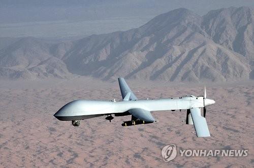 미 공군의 MQ-1 '프레데터' 드론[위키미디어 제공]