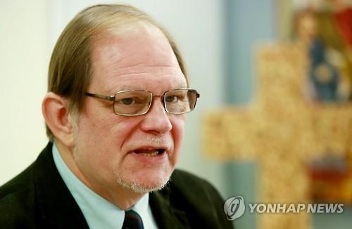 크리스 퍼거슨 세계개혁교회커뮤니온 총무