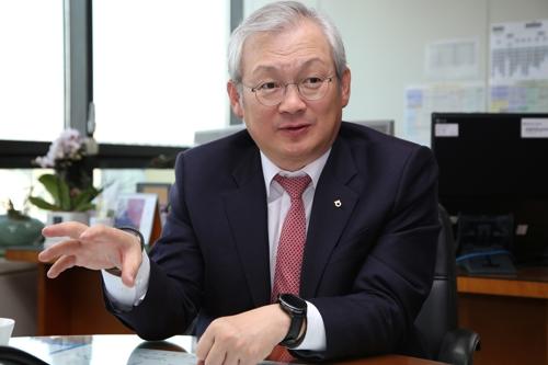 정영채 NH투자증권 신임 사장 내정자
